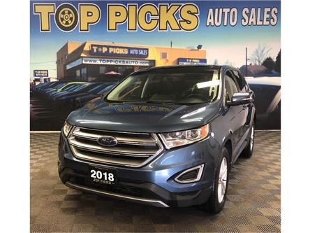 2018 Ford Edge SEL (Stk: B82538) in NORTH BAY - Image 1 of 27