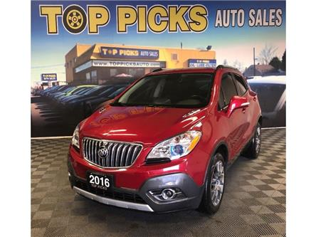 2016 Buick Encore Sport Touring (Stk: 747320) in NORTH BAY - Image 1 of 29