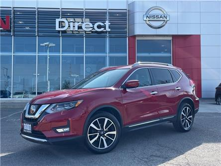 2017 Nissan Rogue SL AWD | CERTIFIED PRE-OWNED (Stk: P0694) in Mississauga - Image 1 of 21