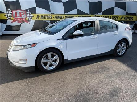 2014 Chevrolet Volt Base (Stk: 49554) in Burlington - Image 1 of 22