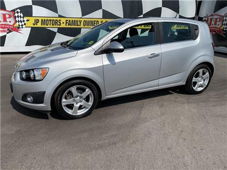 2014 Chevrolet Sonic LT Auto (Stk: 48686Ar) in Burlington - Image 1 of 23