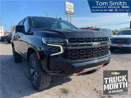 2021 Chevrolet Tahoe Z71 (Stk: 210491) in Midland - Image 1 of 7