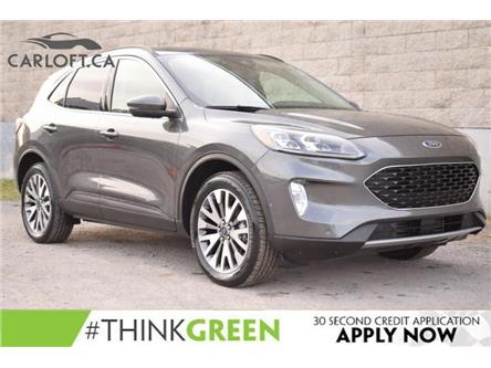 2020 Ford Escape Titanium (Stk: B7147) in Kingston - Image 1 of 23