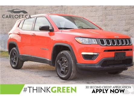 2019 Jeep Compass Sport (Stk: B7199) in Kingston - Image 1 of 20