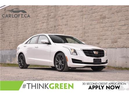 2016 Cadillac ATS 2.0L Turbo Luxury Collection (Stk: B7203) in Kingston - Image 1 of 32