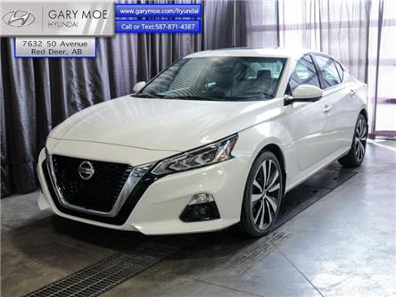 2019 Nissan Altima Platinum (Stk: 1SF4883B) in Red Deer - Image 1 of 23