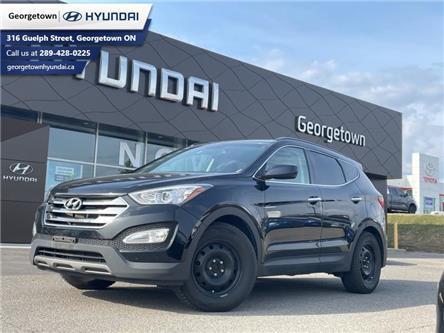 2014 Hyundai Santa Fe Sport  (Stk: 1196A) in Georgetown - Image 1 of 23
