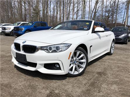 2016 BMW 435i xDrive (Stk: MS21144A) in Barrie - Image 1 of 21
