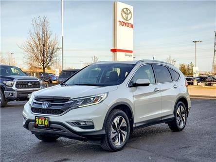 2016 Honda CR-V Touring (Stk: 21351A) in Bowmanville - Image 1 of 29