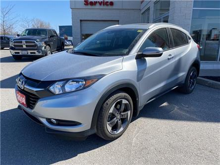 2018 Honda HR-V EX-L (Stk: 21140A) in Cobourg - Image 1 of 26