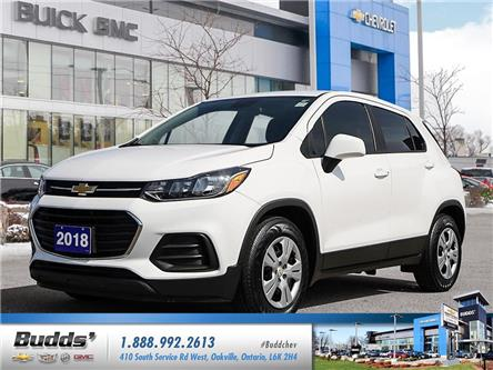 2018 Chevrolet Trax LS (Stk: TX8007PL) in Oakville - Image 1 of 23