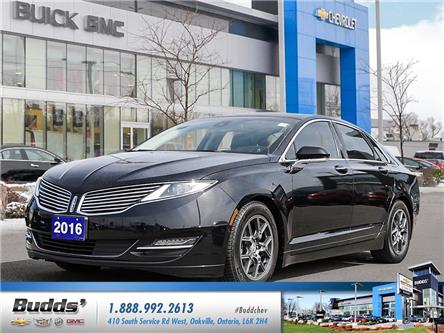 2016 Lincoln MKZ Hybrid Base (Stk: C51004A) in Oakville - Image 1 of 25