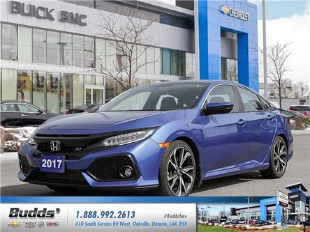 2017 Honda Civic Si (Stk: XT9063T) in Oakville - Image 1 of 21