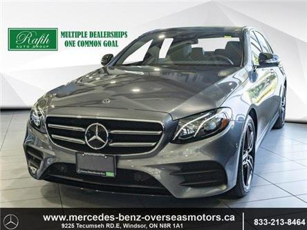 2020 Mercedes-Benz E-Class Base (Stk: M7398) in Windsor - Image 1 of 20