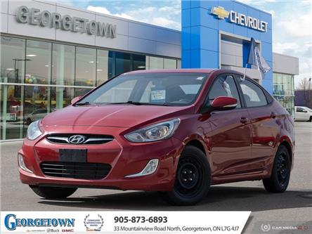 2012 Hyundai Accent  (Stk: 33336) in Georgetown - Image 1 of 24