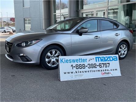 2016 Mazda Mazda3  (Stk: U4092) in Kitchener - Image 1 of 26