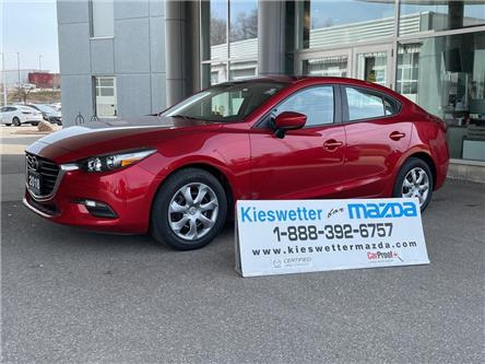 2018 Mazda Mazda3  (Stk: 37097A) in Kitchener - Image 1 of 28