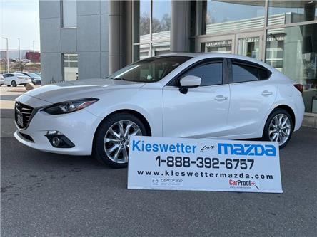 2016 Mazda Mazda3 GT (Stk: 36794A) in Kitchener - Image 1 of 26