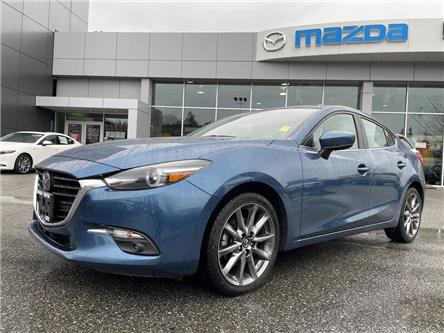 2018 Mazda Mazda3 GT (Stk: 110097J) in Surrey - Image 1 of 15