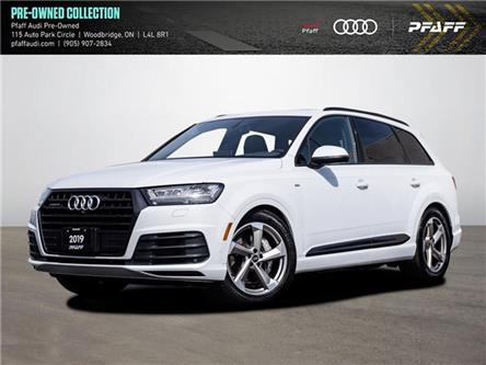 2019 Audi Q7 55 Technik (Stk: C8248) in Vaughan - Image 1 of 23