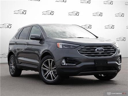 2021 Ford Edge Titanium (Stk: 1D010) in Oakville - Image 1 of 26