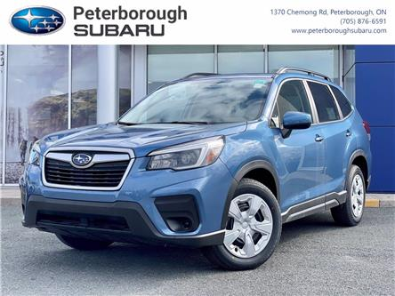 2021 Subaru Forester Base (Stk: S4512) in Peterborough - Image 1 of 22