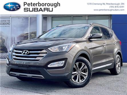 2014 Hyundai Santa Fe Sport 2.4 Premium (Stk: S4516A) in Peterborough - Image 1 of 30