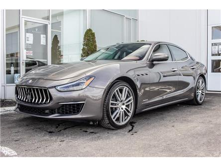 2018 Maserati Ghibli  (Stk: PL042) in Laval - Image 1 of 17