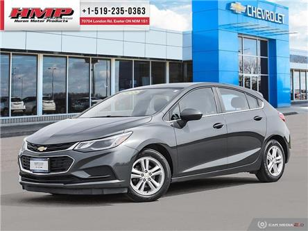2017 Chevrolet Cruze Hatch LT Auto (Stk: 77349) in Exeter - Image 1 of 25