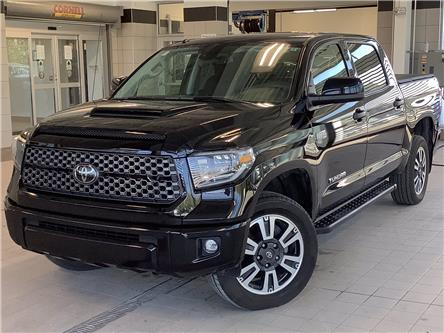 2019 Toyota Tundra SR5 Plus 5.7L V8 (Stk: P19347) in Kingston - Image 1 of 13
