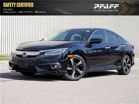 2017 Honda Civic Touring (Stk: 22935A) in Mississauga - Image 1 of 28