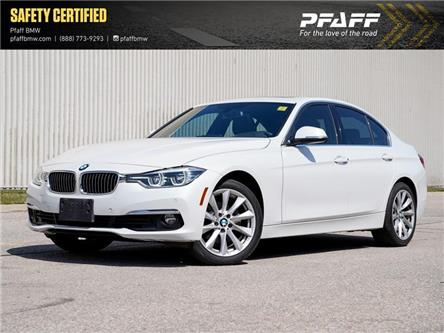2017 BMW 330i xDrive (Stk: 24252A) in Mississauga - Image 1 of 27