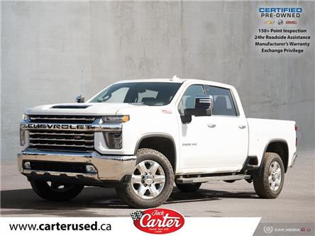 2020 Chevrolet Silverado 2500HD LTZ (Stk: 100510U) in Calgary - Image 1 of 27