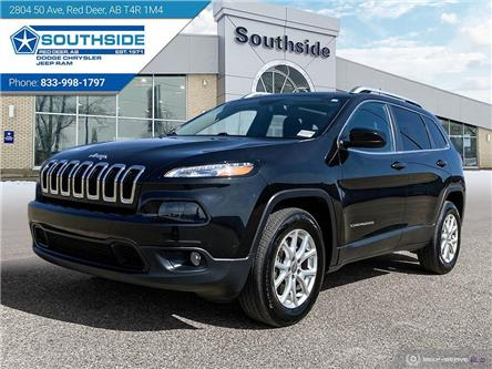 2016 Jeep Cherokee North (Stk: GC2119A) in Red Deer - Image 1 of 25