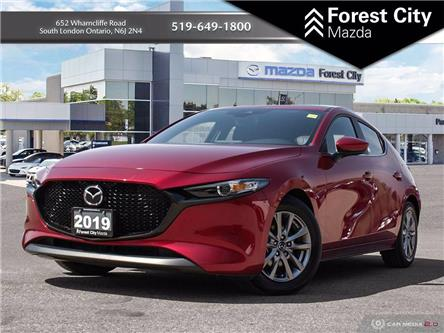 2019 Mazda Mazda3 Sport GS (Stk: MW0174) in London - Image 1 of 30