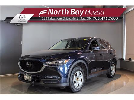 2017 Mazda CX-5 GS (Stk: U6796) in North Bay - Image 1 of 28