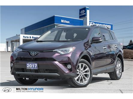 2017 Toyota RAV4 Limited (Stk: 544399) in Milton - Image 1 of 22
