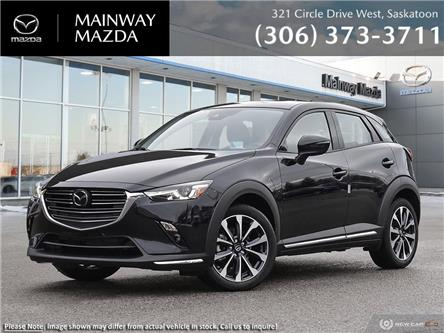 2021 Mazda CX-3 GT (Stk: M21259) in Saskatoon - Image 1 of 23
