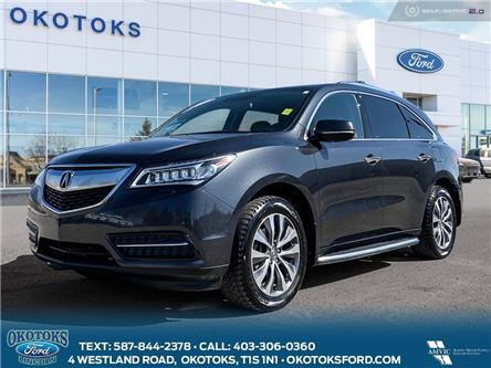 2015 Acura MDX Technology Package (Stk: LK-323A) in Okotoks - Image 1 of 26