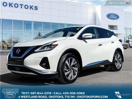 2019 Nissan Murano SL (Stk: L-970A) in Okotoks - Image 1 of 26