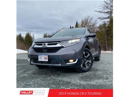 2019 Honda CR-V Touring (Stk: U5971A) in Woodstock - Image 1 of 8