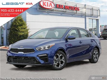 2021 Kia Forte EX (Stk: 132-21) in Burlington - Image 1 of 23