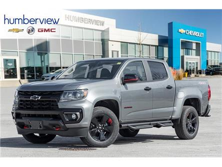 2021 Chevrolet Colorado LT (Stk: 21CL032) in Toronto - Image 1 of 21