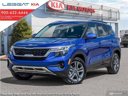 2021 Kia Seltos EX (Stk: 196-21) in Burlington - Image 1 of 23