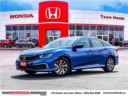 2020 Honda Civic EX (Stk: 3833) in Milton - Image 1 of 27