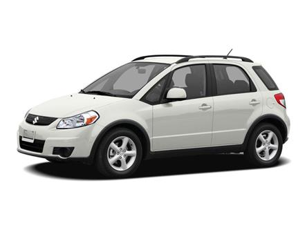2008 Suzuki SX4 JLX (Stk: 218-1208B) in Chilliwack - Image 1 of 2