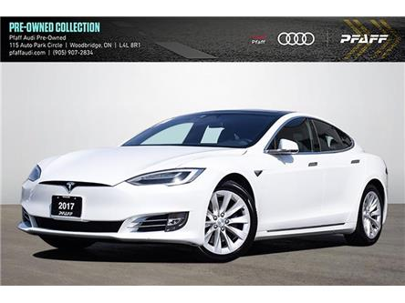 2017 Tesla Model S 90D (Stk: T18988A) in Woodbridge - Image 1 of 28