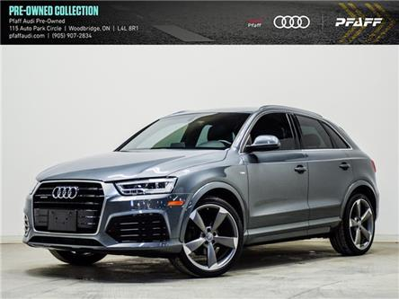 2016 Audi Q3 2.0T Technik (Stk: T19270A) in Woodbridge - Image 1 of 22