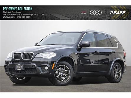2012 BMW X5 xDrive35i (Stk: T19465A) in Woodbridge - Image 1 of 11