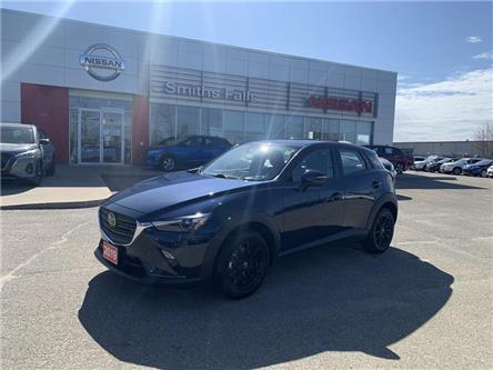 2019 Mazda CX-3 GS (Stk: 20-356A) in Smiths Falls - Image 1 of 15